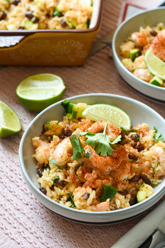 Easy Trader Joe S Meal Chili Lime Shrimp Rice